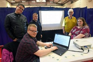 Access Pembrokeshire Web Developers Launching the website