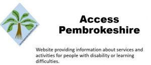 Access Pembrokeshire Website Logo